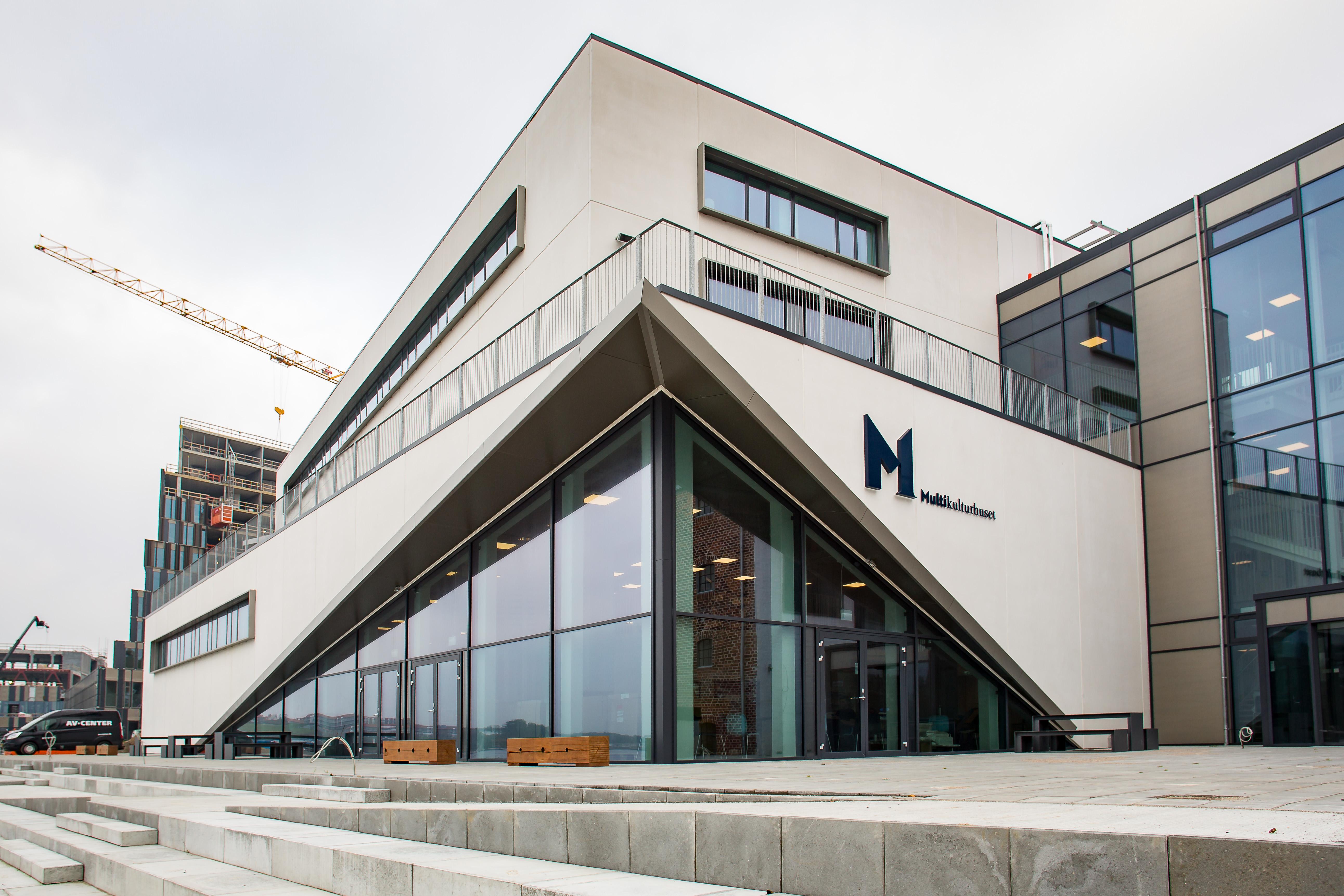 biblioteket sønderborg