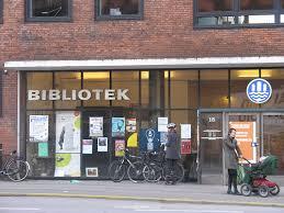 Islands Brygge Bibliotek